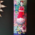 Frida Kahlo blue 1
