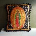 lady guadalupe black