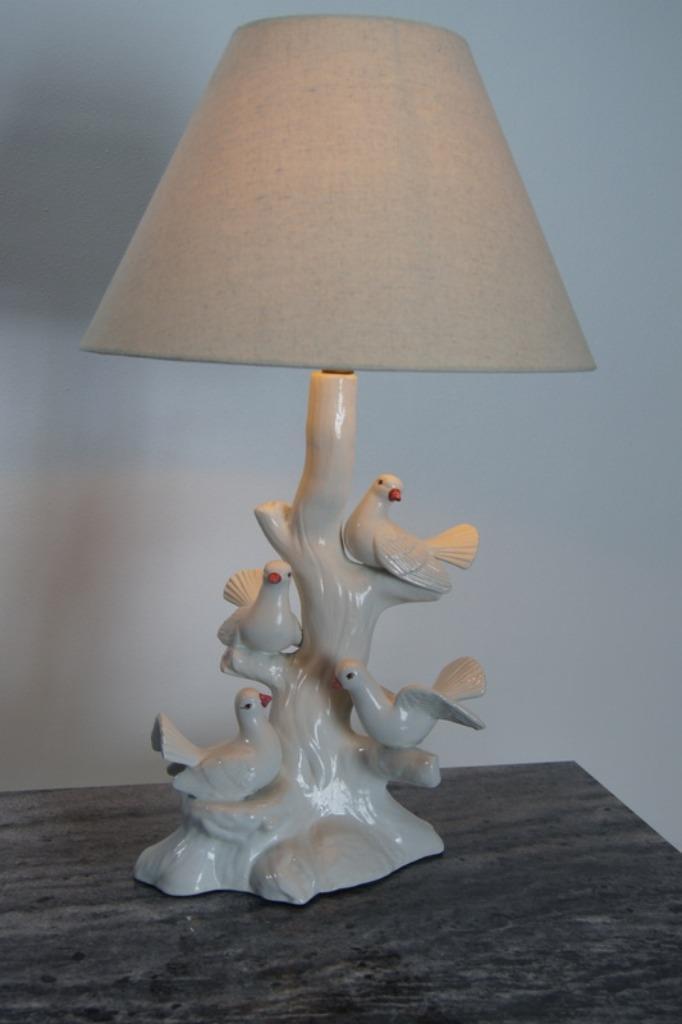 Bird Lamp 2