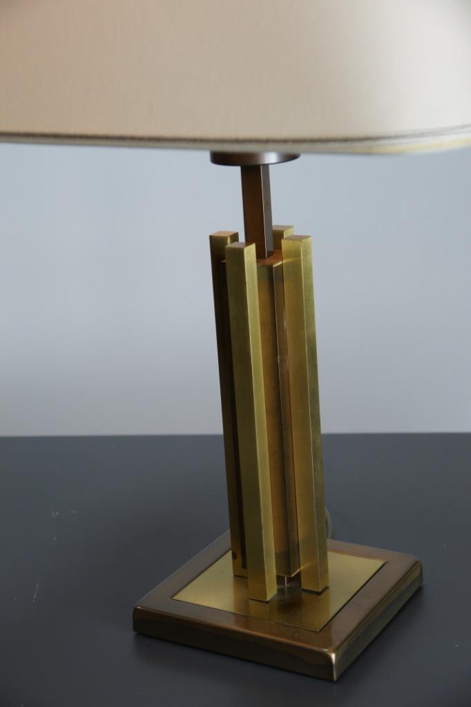 Brass HR lamp 1