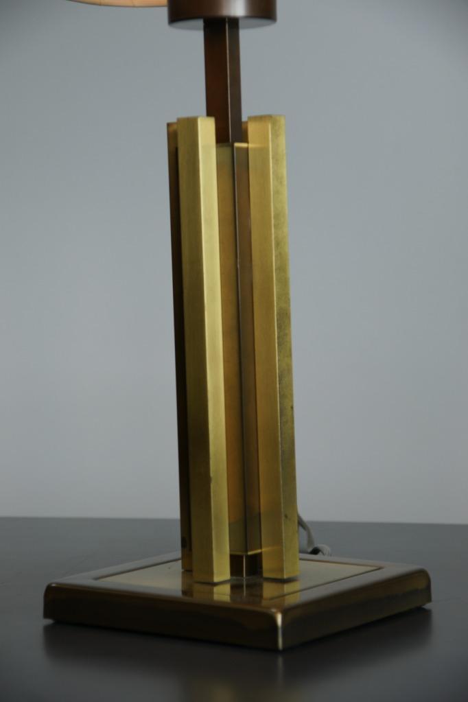 Brass HR lamp 2