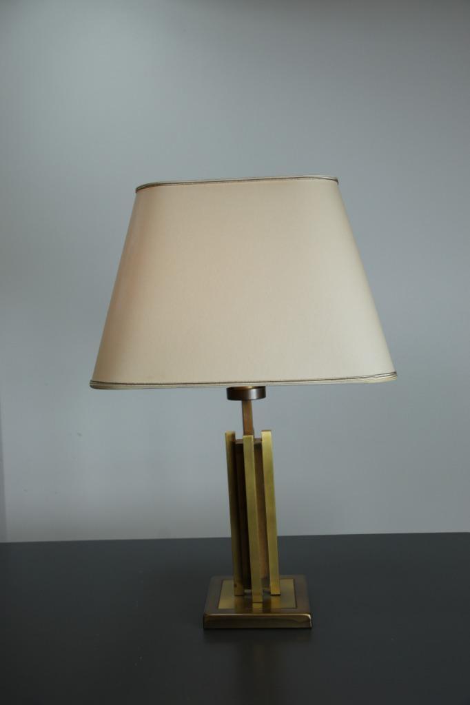 Brass HR lamp 3