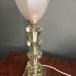 cristal lamp base 2