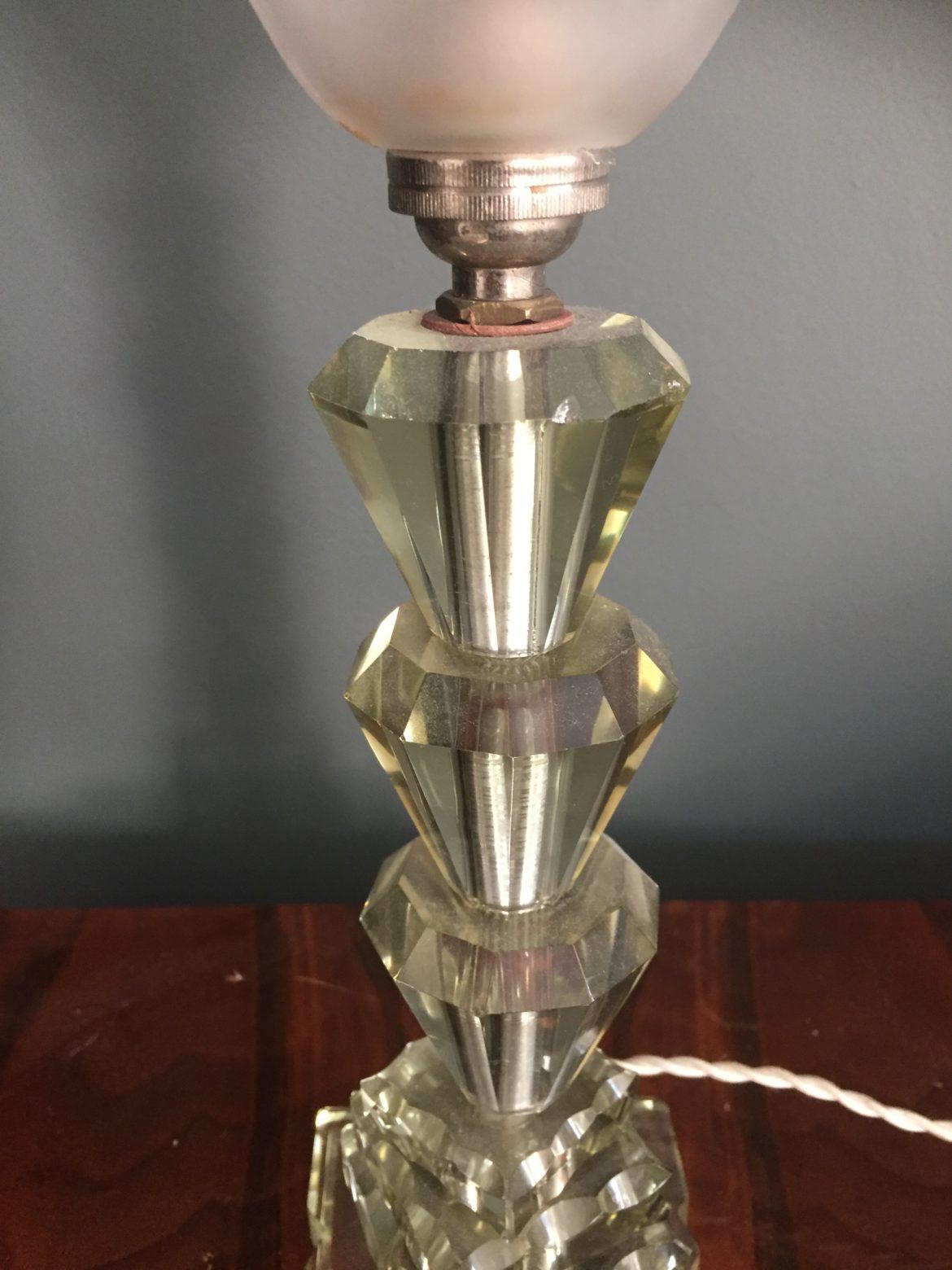 cristal lamp base 3