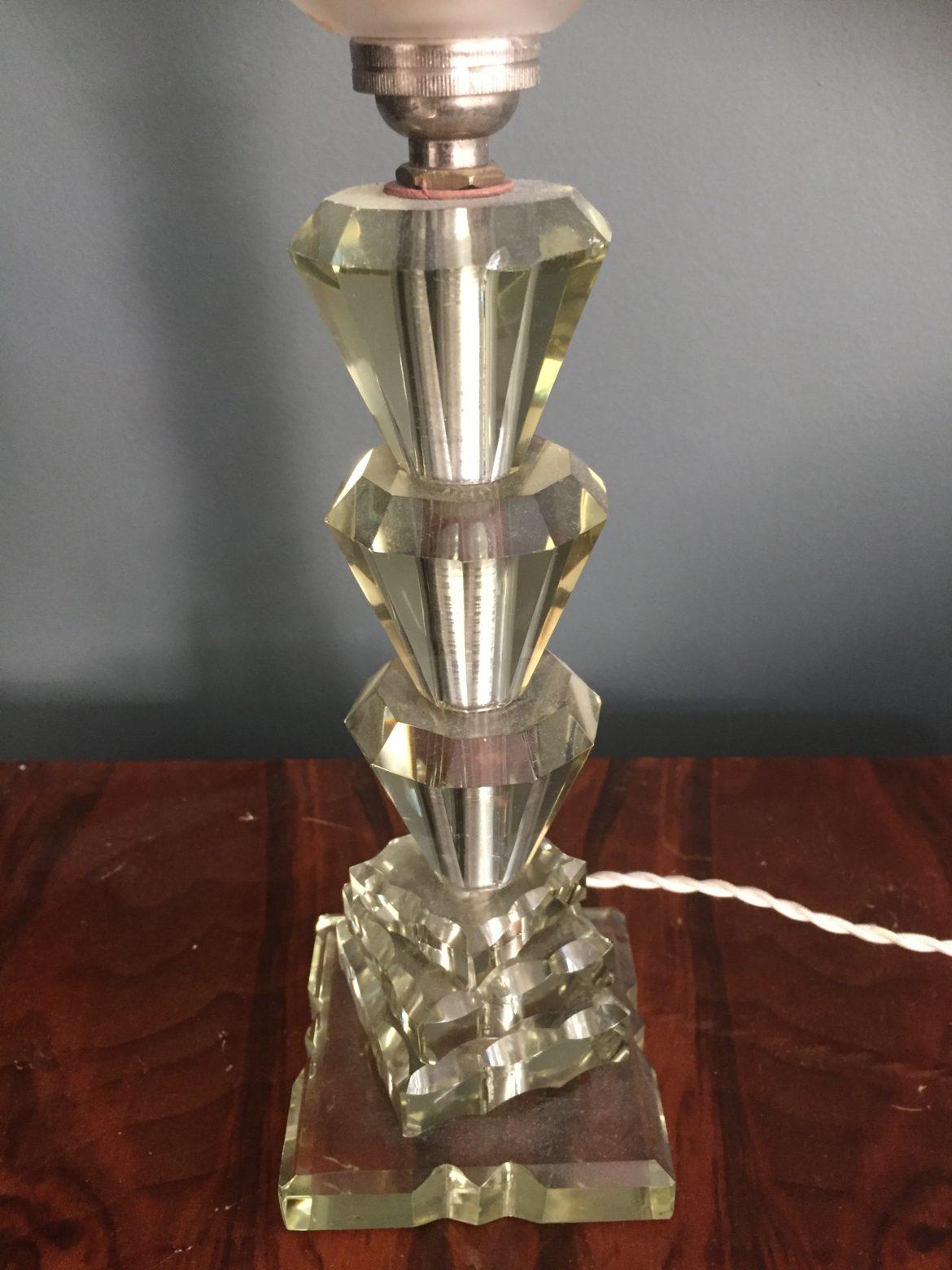 cristal lamp base 5
